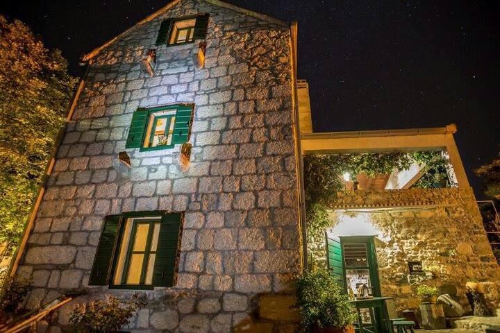 Luxury Villa Lipa - Svinišće - บ้าน