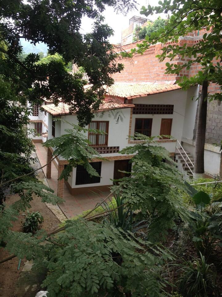 Santa fe de Antioquia centro histor Apto completo