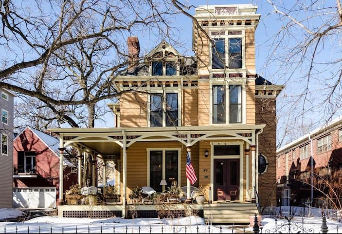 St. Paul Historic ideal relocation home 30+ days