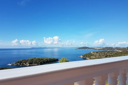 Syvota Sunset Apartment 1