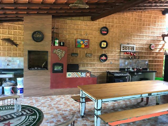 Lumiar - Casa com Rio - Rio bonito - Nova Friburgo