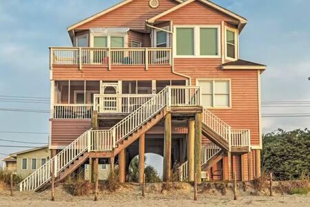 Amazing 6BR Murrells Inlet House - 머렐스 인렛(Murrells Inlet)