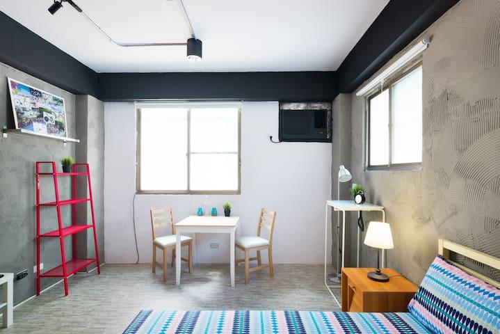 317 Guest House (317壹館-ROOM 302) / 2人房