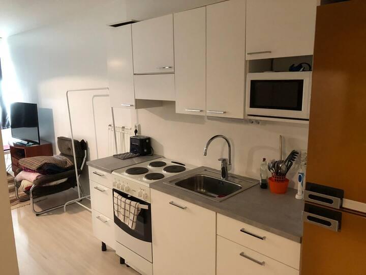 1 room apartment, Oulu Tuira