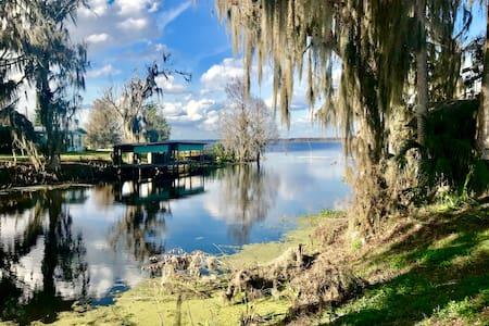 Lake Panasoffkee Modern Fish Camp
