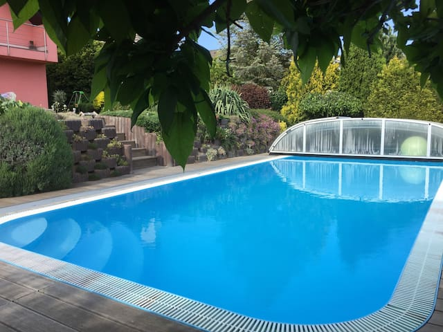 BEST OFFER! VILLA HEATED POOL - NATURE,RELAX,PARTY