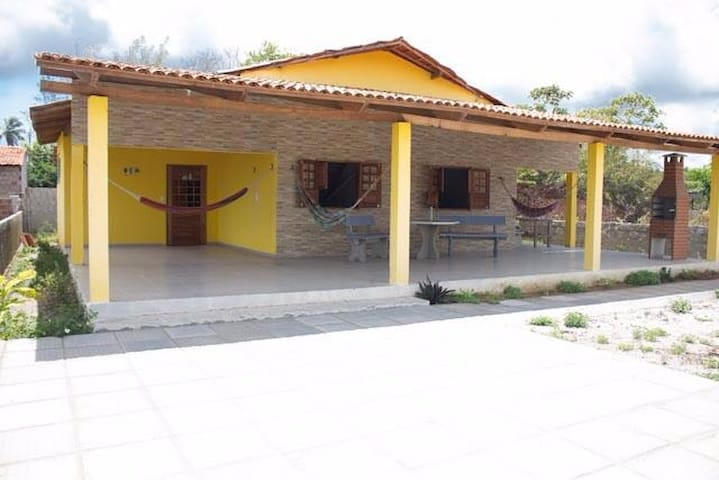 Casa do Sussego - Ilha de Itamaracá - Casa de férias