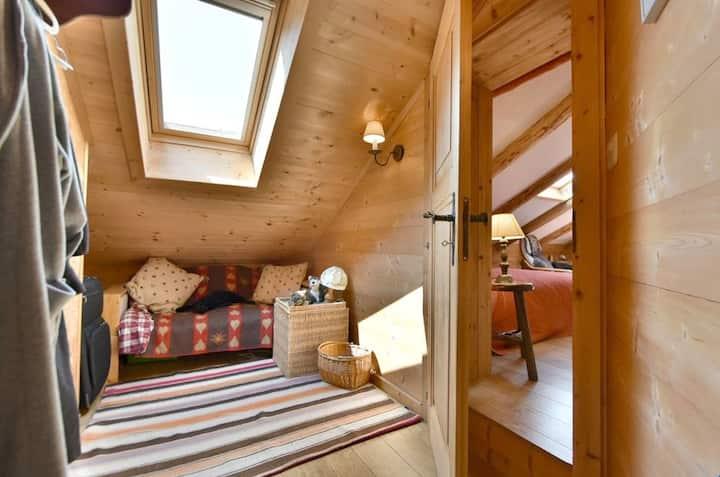 Superbe logement 38m2 Val-D'Illiez