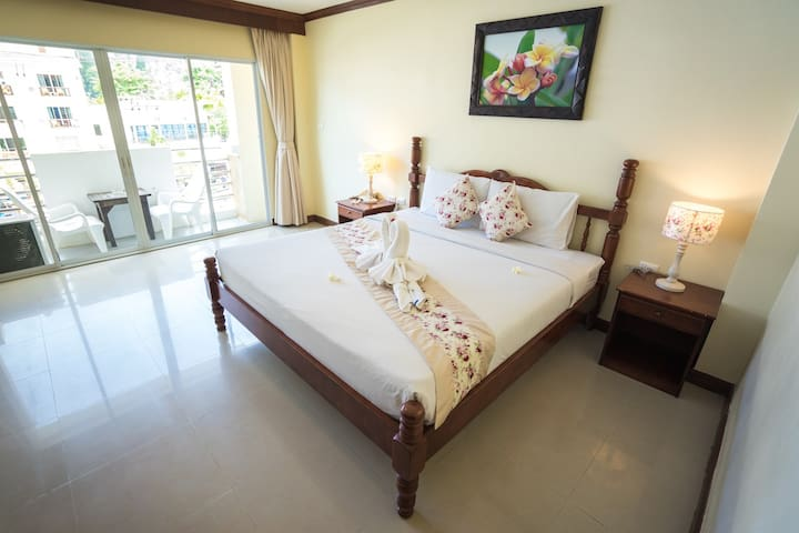 ★Pranang Flora House#2★ 10mins to AoNang beach