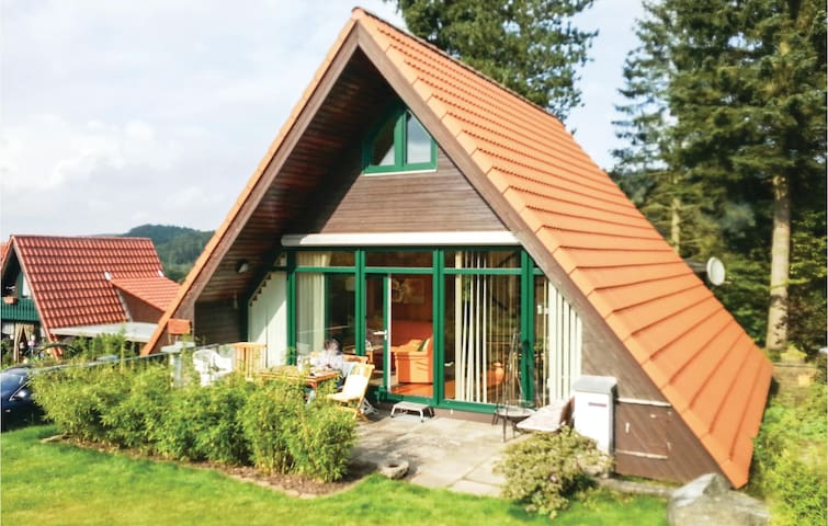 Holiday cottage with 3 bedrooms on 72m² in Langelsheim