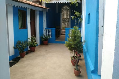 Cozy Cottage in Panjim - Panjim, Goa, IN - Bed & Breakfast
