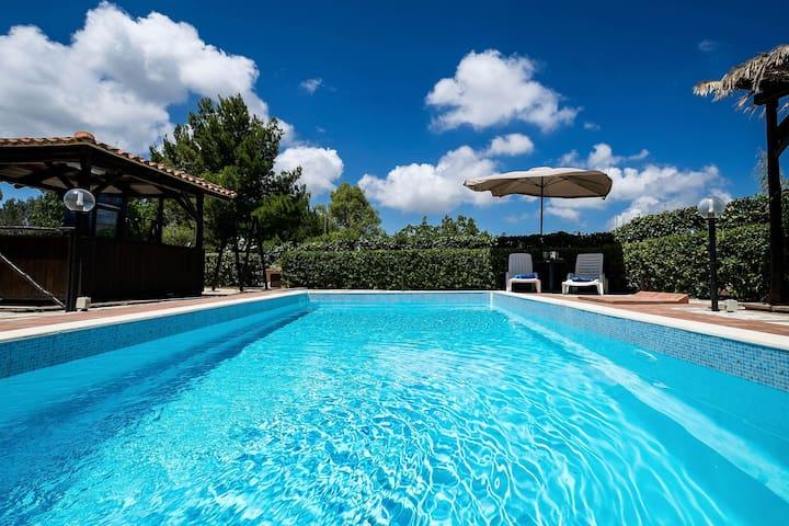 Villa Cocos - Provincia di Palermo - Villa