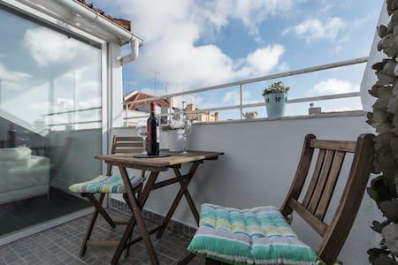 Bairro Alto Penthouse with terrace - Lisboa - Loft