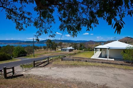 Somerview Cottage - Lake Somerset - Hazeldean - Casa