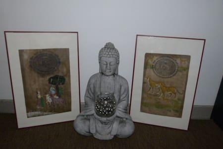 Chambre Zen en Campagne - Malville - Casa