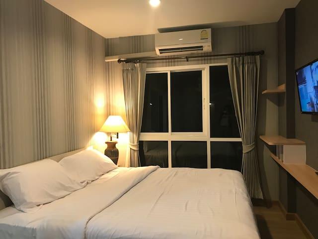 Aonang Entire Apartment (the sea condo) Krabi 203c