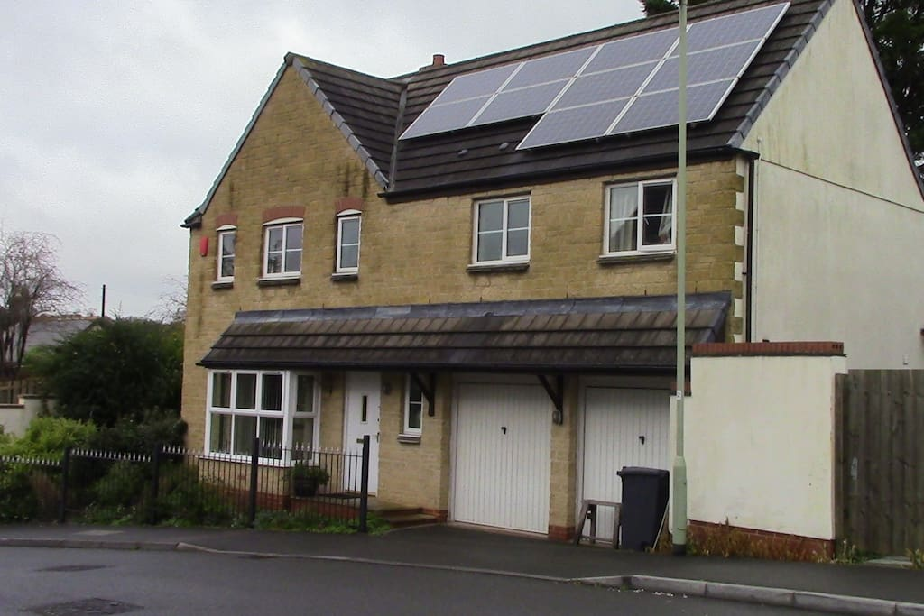 We are solar friendly, clean and house proud.