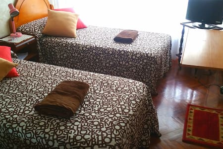 Beedroom near Bilbao + Breakfast - Barakaldo - Huoneisto