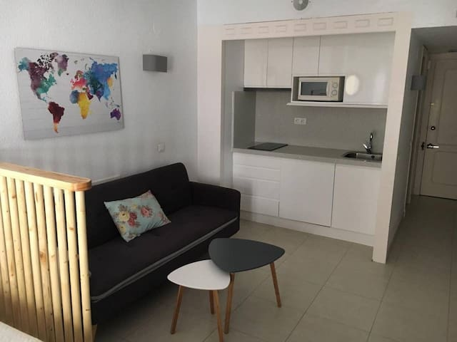Nice seafront apartment