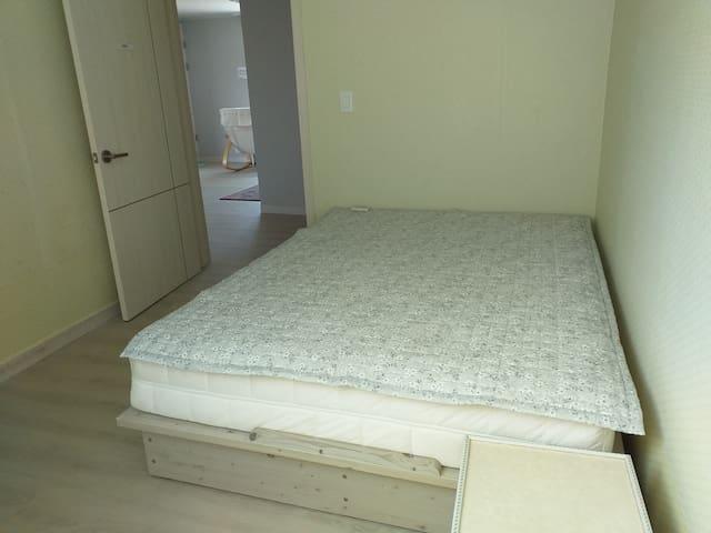 4개의방중 3번 침대방