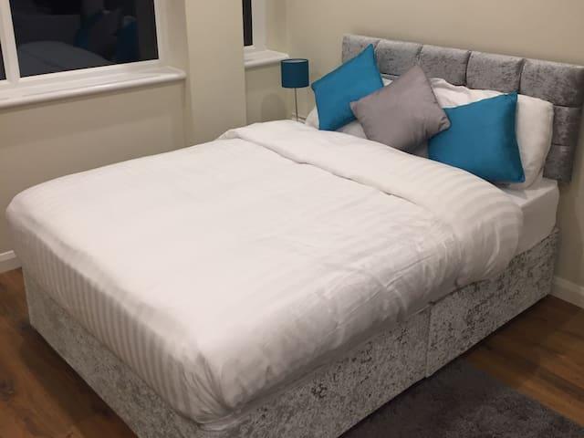 Appartamento-Lusso-Bagno in camera-Grande 2 Double