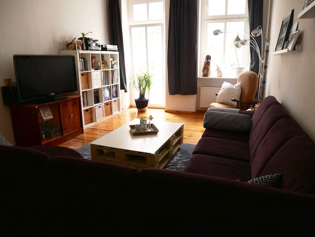 Comfy family Apartment (100m²) - Berlijn - Appartement
