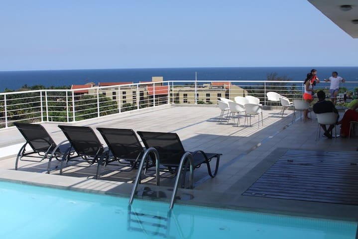 1 Bed Apart. With Ocean & City view - Santo Domingo - Apartament