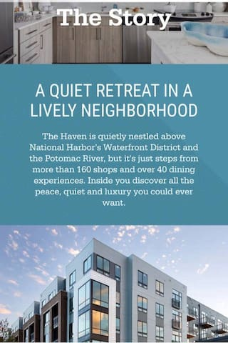 A QUIET RETREAT IN A LIVELY NEIGHBORHOOD