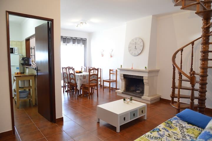 Helio`s House - Baleal Beach House (Sol Village 1) - Ferrel - Lägenhet