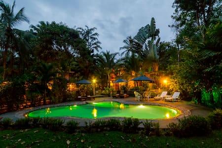 Two-bedroom villa at La Ponderosa - Pavones - Ev