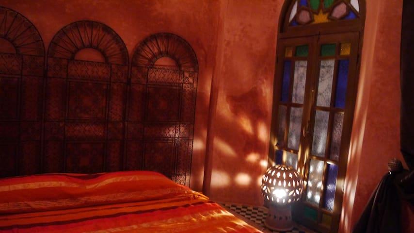 Riad Ould Dona - Double Marocaine - - Meknes - Townhouse