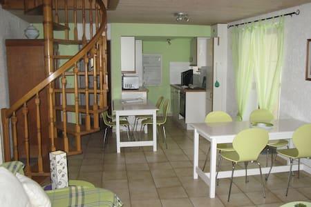 Le Tilleul - Gîte La Combe - Ocourt - Apartmen