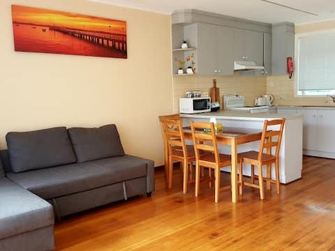 Gemütliches und privates Apartment mit einem Schlafzimmer *6
