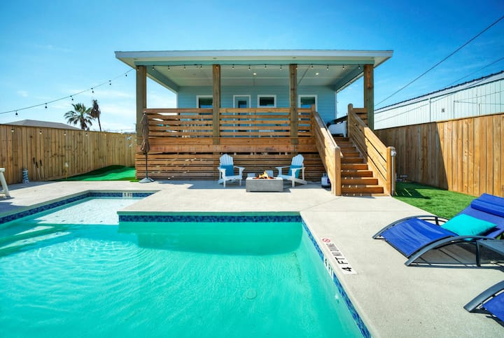 WHATABEACH HOUSE *Private Pool *Putting Green *Bar