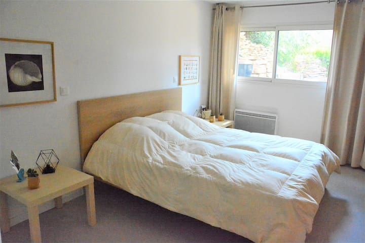Chambre 1 - lit double 160
