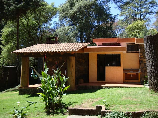 Beautiful country house for rest - Cuernavaca - Hus