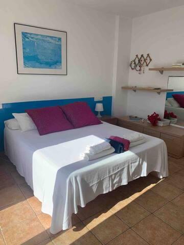 Habitación doble 1 Camera da letto 1
