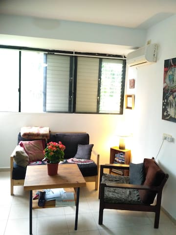 Summer on the breezy Carmel... - Haifa - Apartment