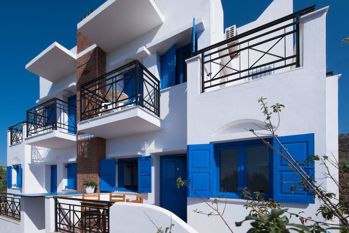 Private Villa with Panoramic SeaView of the Aegean - Malia
