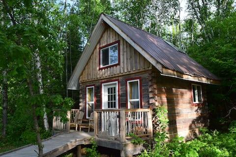 Mullein Cabin w/ Lake Access @Wild Woods Hideaway