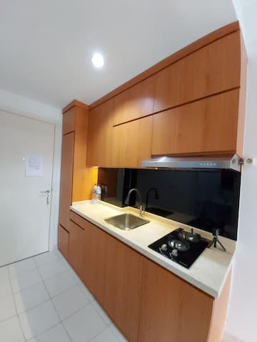 Apartemen Patraland Urbano Bekasi