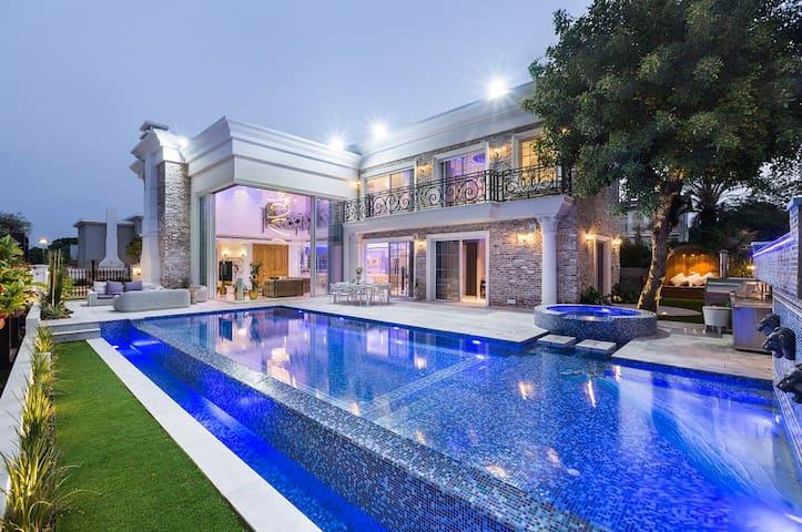 Crazy mansion- Herzliya Pituach