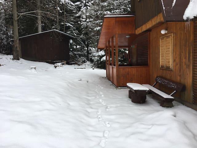 Chata Magurka Oravice