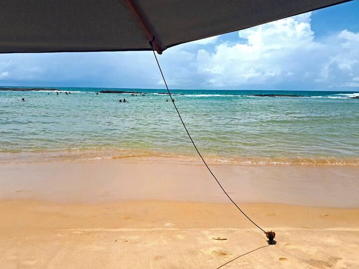 Sol Praia Ayambra - Apartamento- Piscina Naturais