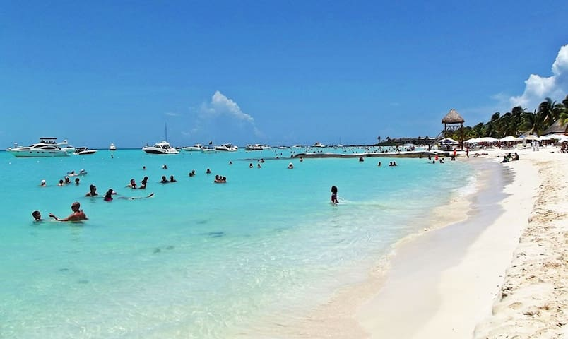 Luxury Yacht trip from Cancun to Isla Mujeres! - Cancun - Barca