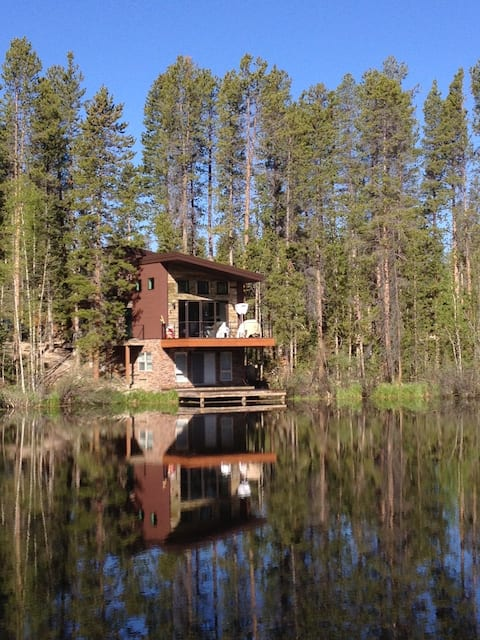Rocky Mt National Park Home