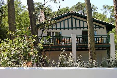 Villa Charme Pyla sur mer 6 - 10 pers  ( 300m mer) - La Teste-de-Buch