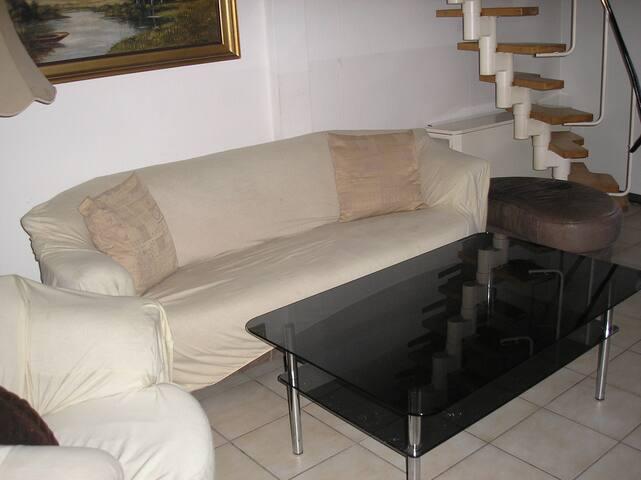 1 sonniges, gepflegtes Appartement - Waghäusel - Kondominium