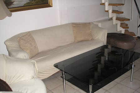 1 sonniges, gepflegtes Appartement - Waghäusel - Apartament