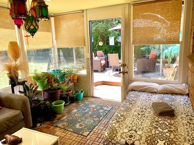 Zen Get Away Part 2 (This Private sunroom)